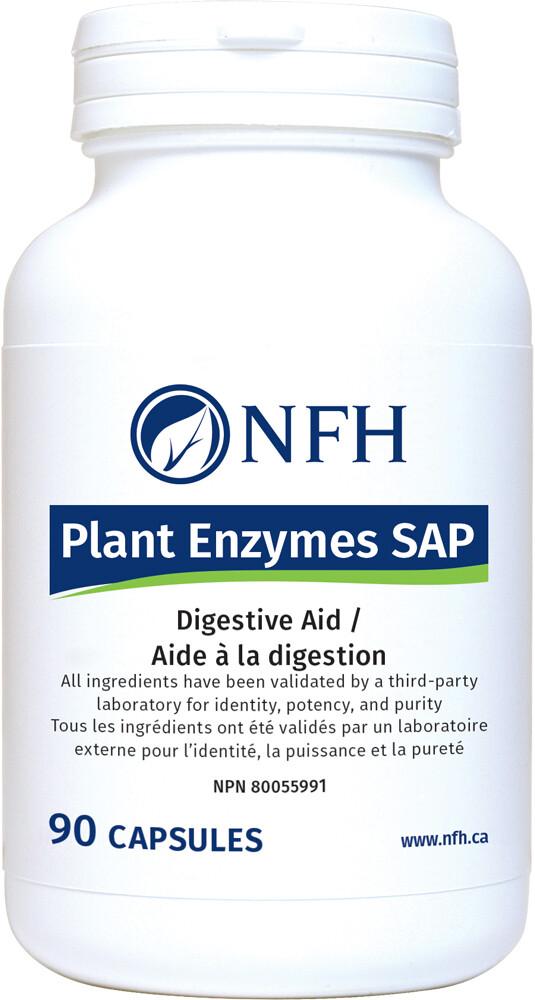 Plant Enzymes SAP - NFH