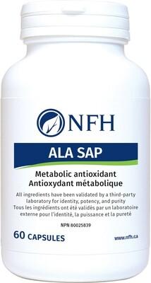 ALA SAP (60 caps) - NFH
