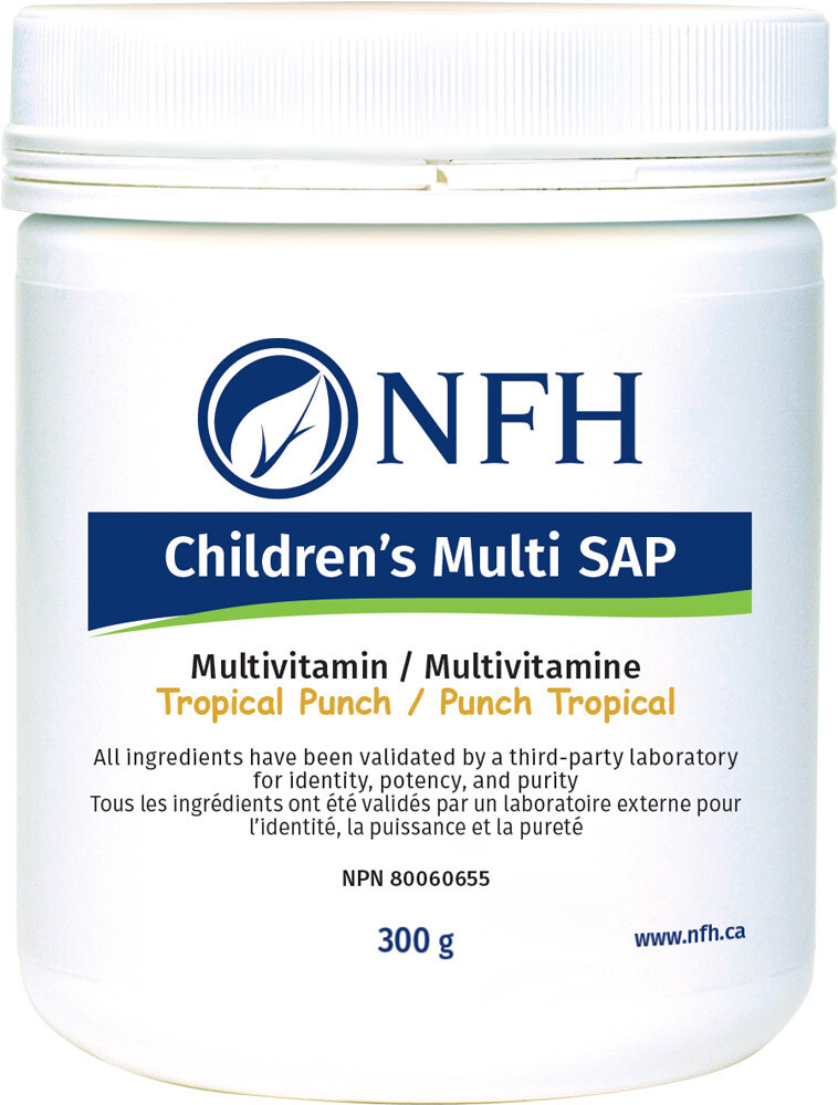 Children's Multi SAP - Tropical Punch (300g) - NFH