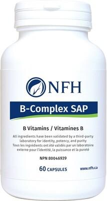 B-Complex SAP (60 caps) - NFH