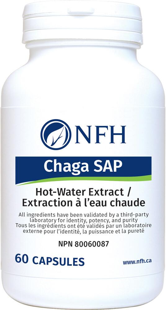 Chaga Sap 60 caps - NFH