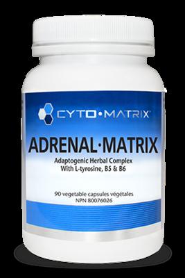Adrenal Matrix (90 v-caps) | CanPrev