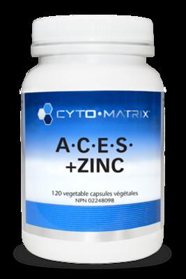 A.C.E.S. + Zinc (120 caps) | CanPrev