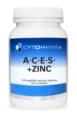 A.C.E.S + Zinc (60 caps) | CanPrev