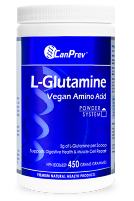 L-Glutamine Powder Vegan (450g) | CanPrev