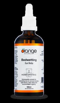 Bedwetting for Kids (100ml) |Orange