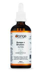 Bumps + Bruises for Kids (100ml) | Orange