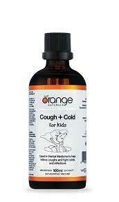Cough + Cold for Kids 100 ml | Orange