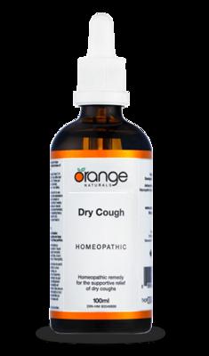 Dry Cough (100ml) | Orange