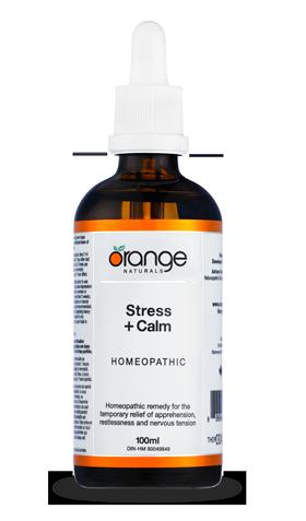 Stress + Calm (100ml)   Orange