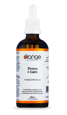 Stress + Calm (100ml) | Orange