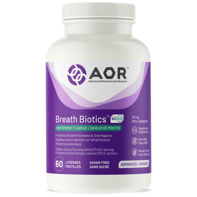 Breath Biotics - AOR
