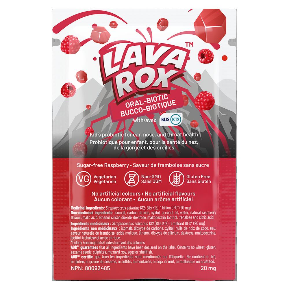 Lava Rox 20mg single Package AOR