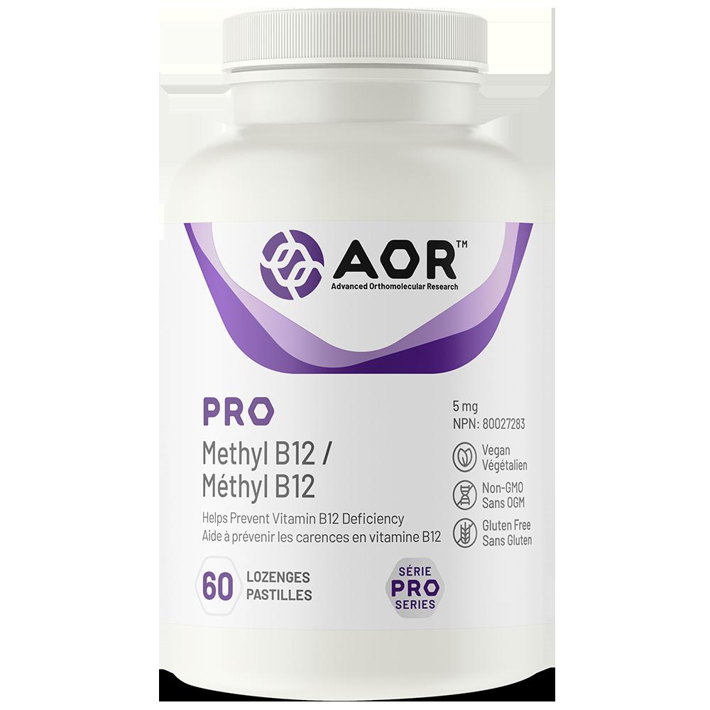 Pro Methylcobalamin - AOR