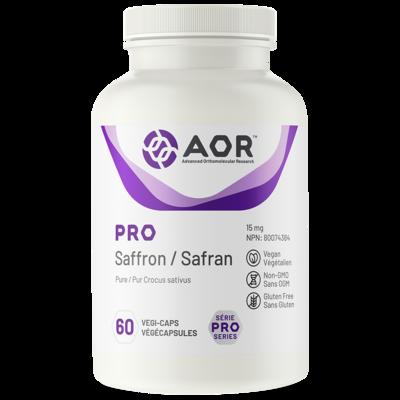 Pro Saffron 60s - AOR