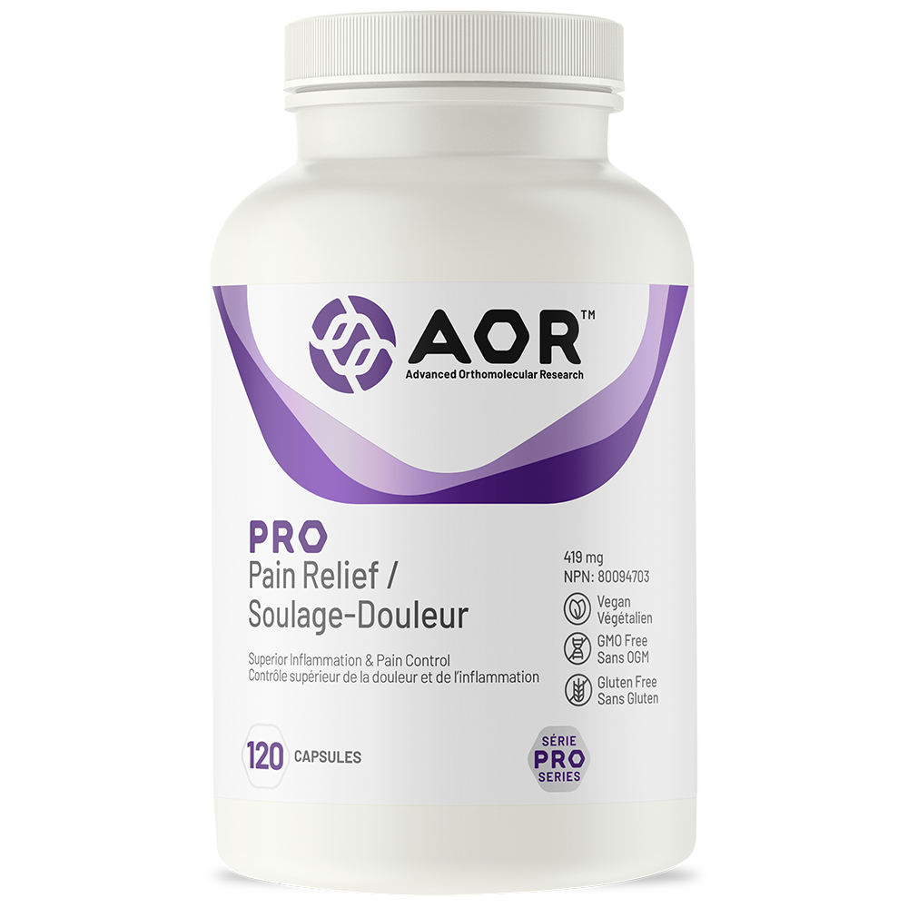 Pro Pain Relief 120 Cps - AOR