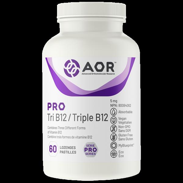 Pro Tri B12 - AOR