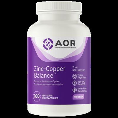 Zinc Copper Balance - AOR