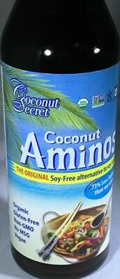 Coconut Secret Coconut Aminos- 15% off Sale