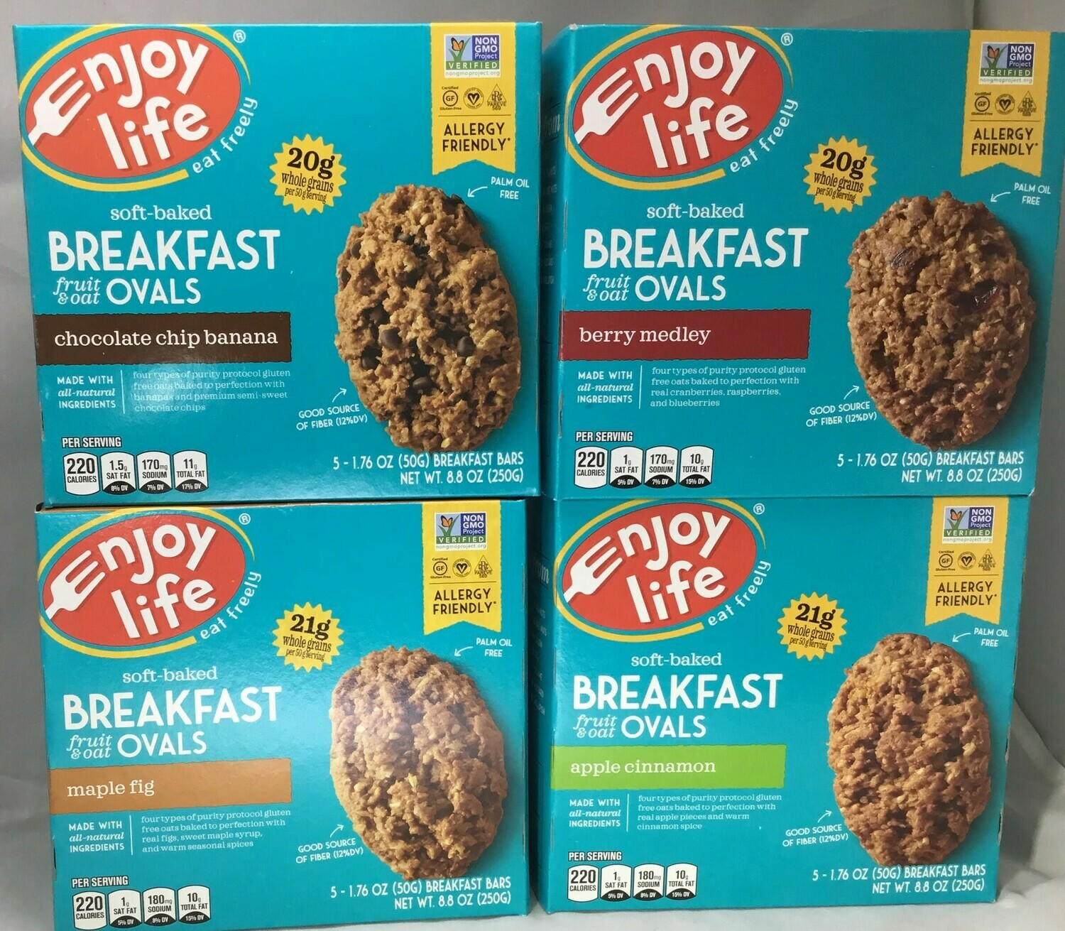 Enjoy Life Breakfast bars