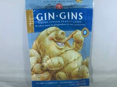 Ginger People Gin Gins 3oz