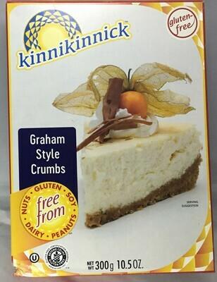 Kinnikinnick Graham Crumbs