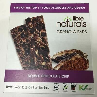 Libre naturals Granola Bars- 25% off Sale