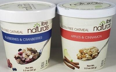 Libre Naturals Oatmeal- 25% off Sale