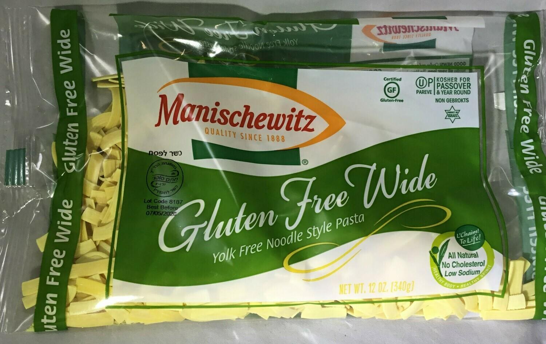 Manischewitz GF Pasta