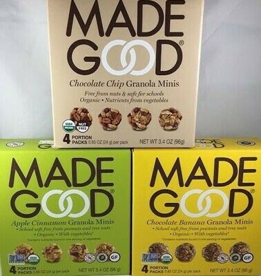 Made Good Minis