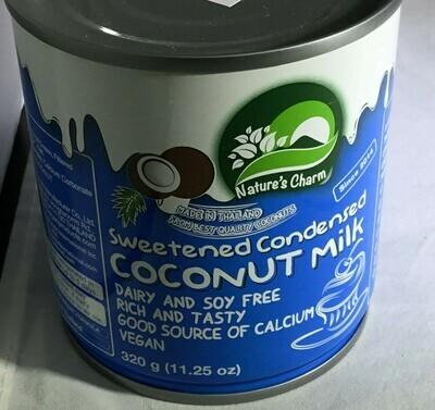 Nature's Charm Sw condensed coconut milk