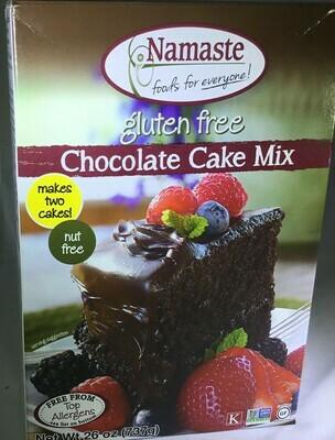 Namaste Baking Mixes 1