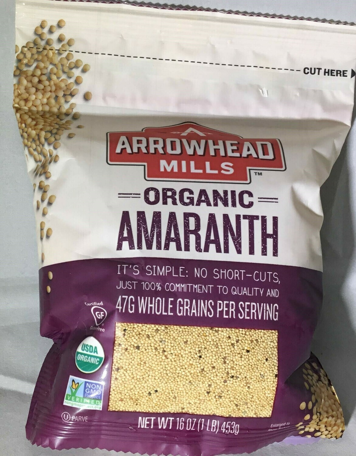 Arrowhead Mills Amaranth- 25% off sale