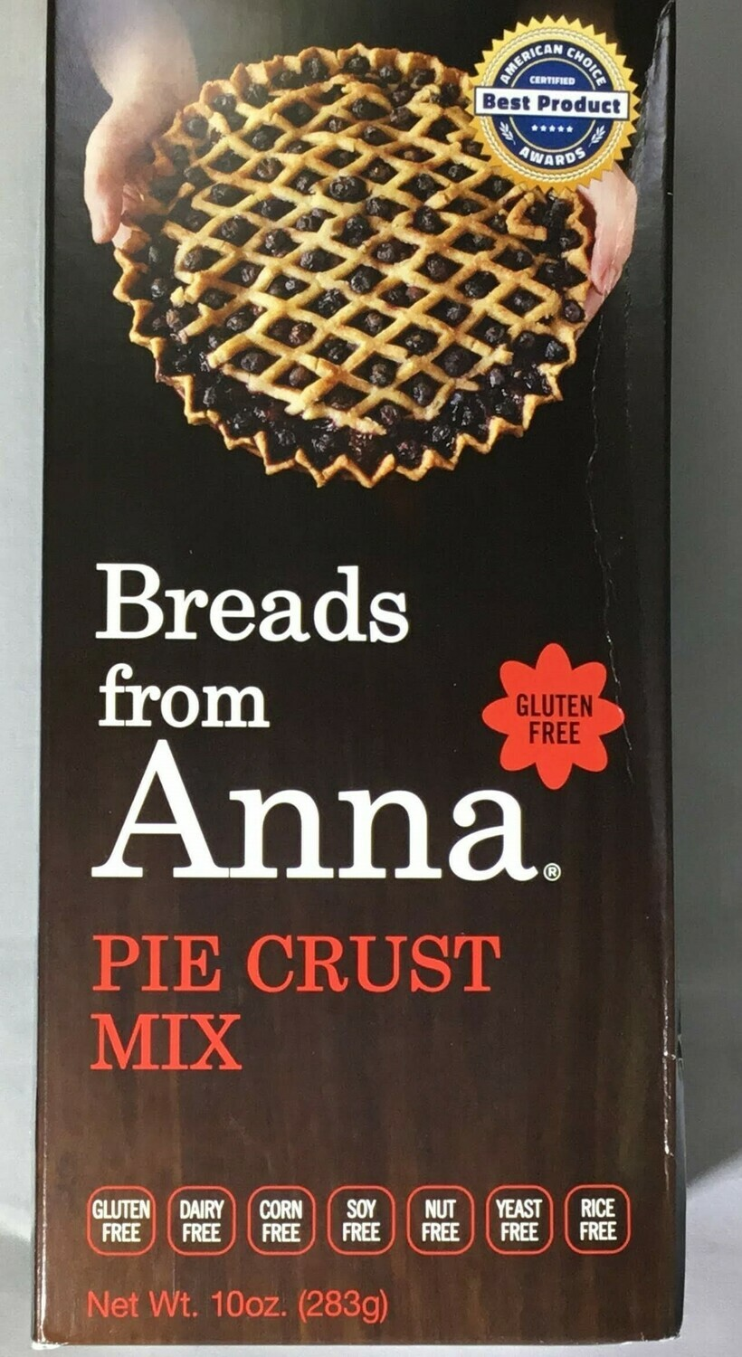 Breads from Anna Mixes- 20% off Select Mixes