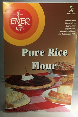 Ener-G Foods Pure Rice Flour