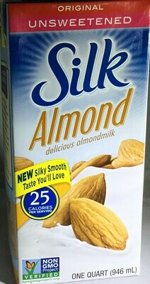 Silk Almond Milk