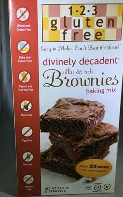 1-2-3 Gluten Free Baking Mixes