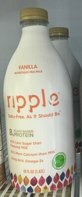 Ripple PeaProtein Milk