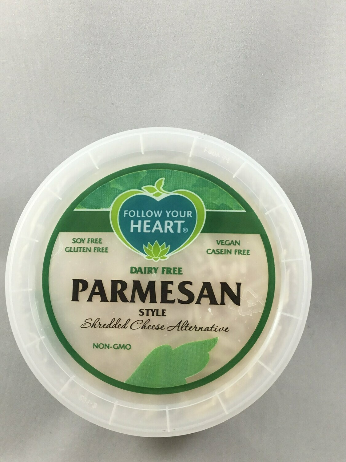 Follow your heart Parmesan shredded
