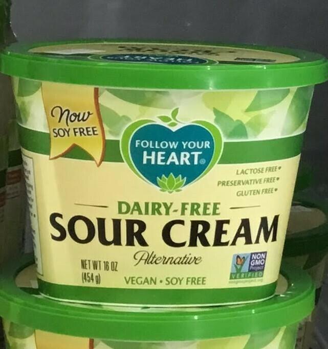 Follow Your Heart Sour Cream