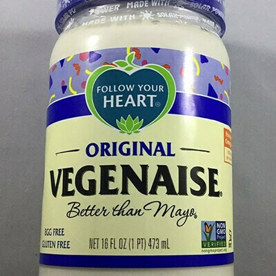 Follow your Heart Vegenaise