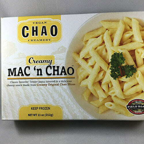 Field Roast MAC-n-Chao Vegan- 25% off sale