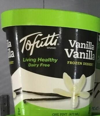 Tofutti Frozen Dessert