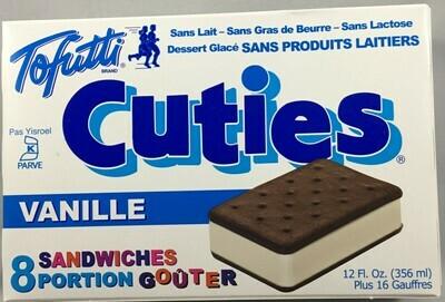 Tofutti Cuties