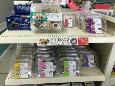 My Dads Cookies GF DF- 10% OFF Sale!!