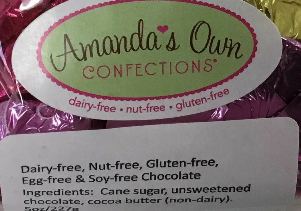 Amanda's Own Confections