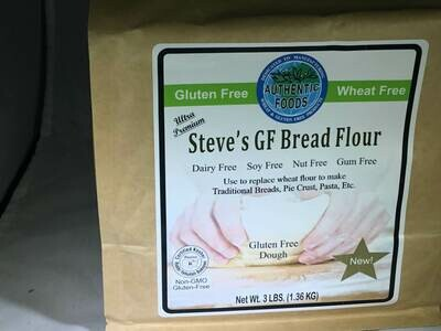 Authentic Foods Flours