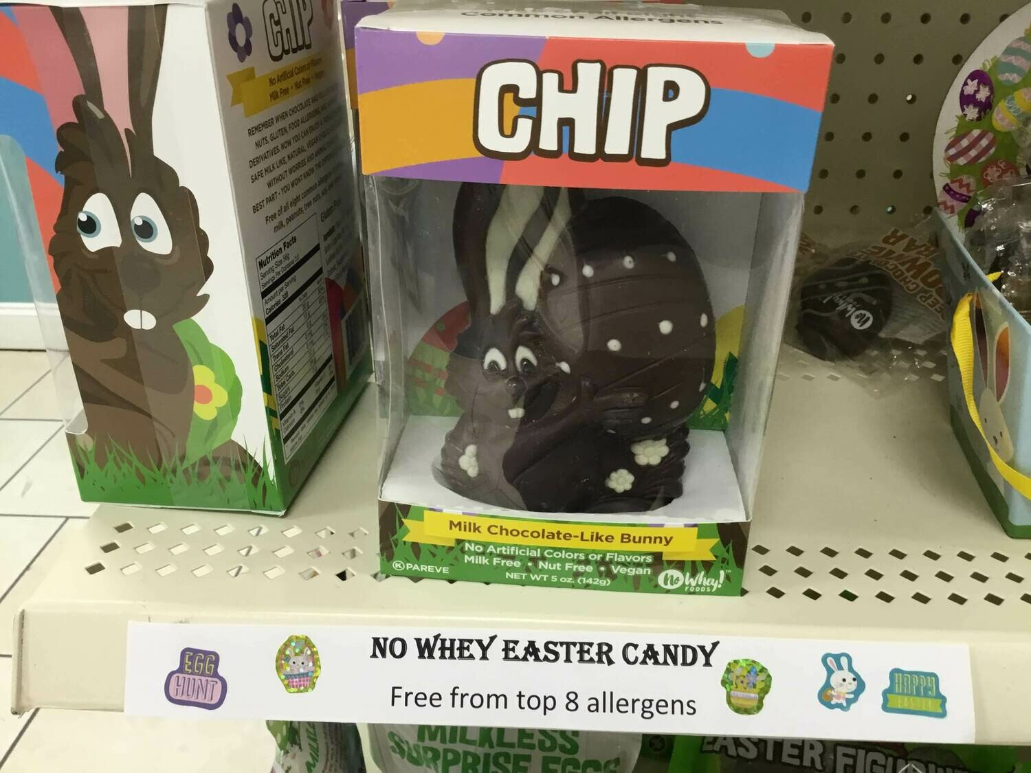 No Whey Easter Candy