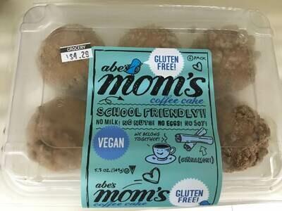 Abes mom's GF Vegan Muffins