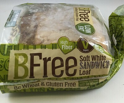 Bfree Sandwich Loaf, Soft White